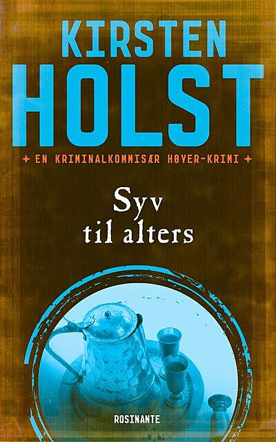 Syv til alters, Kirsten Holst