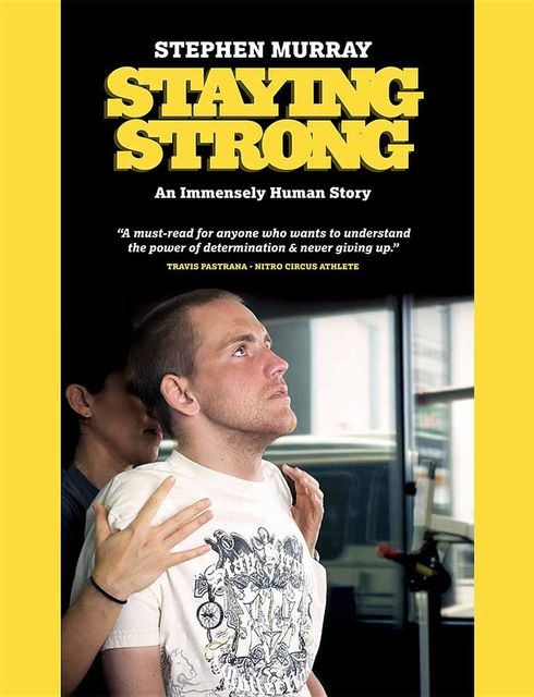 Staying Strong, Stephen Murray