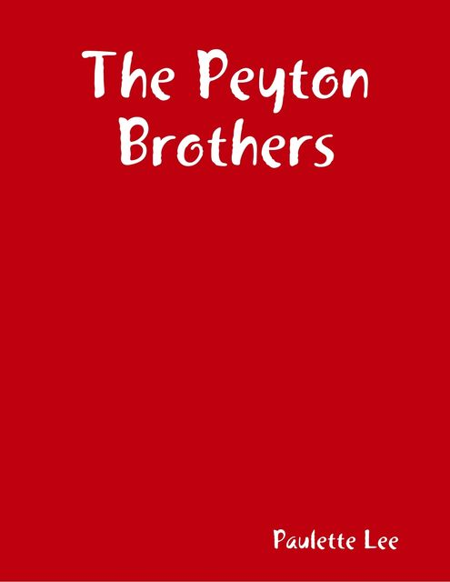 The Peyton Brothers, Paulette Lee