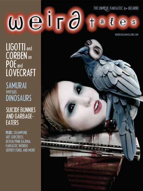 Weird Tales 353, Paul Tremplay