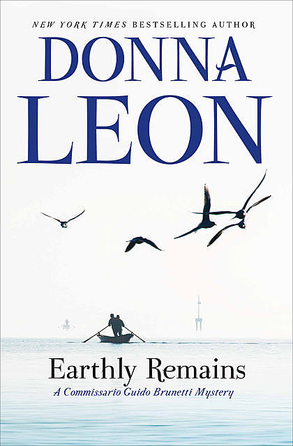 Earthly Remains, Donna Leon