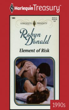 Element of Risk, Robyn Donald