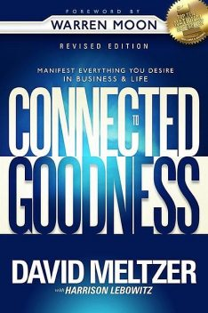 CONNECTED to GOODNESS: Manifest Everything You Desire in Business and Life, DAVID MELTZER