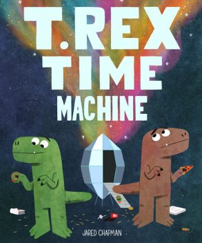 T. Rex Time Machine, Jared Chapman