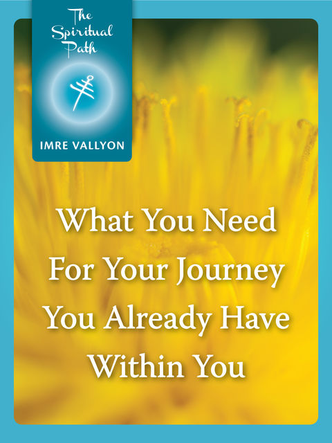 What You Need For Your Journey You Already Have Within You, Vallyon Imre