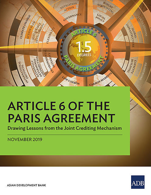 Article 6 of the Paris Agreement, Asian Development Bank