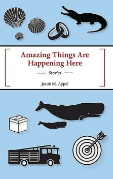 Amazing Things Are Happening Here, Jacob Appel