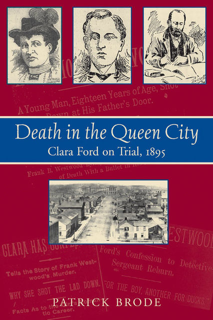 Death in the Queen City, Patrick Brode