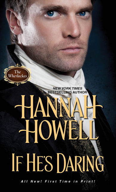 If He's Daring, Hannah Howell