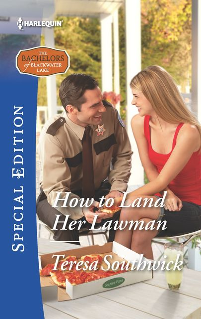 How to Land Her Lawman, Teresa Southwick