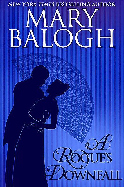 A Rogue's Downfall, Mary Balogh