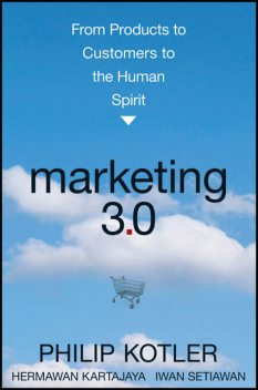 Marketing 3.0, Philip Kotler