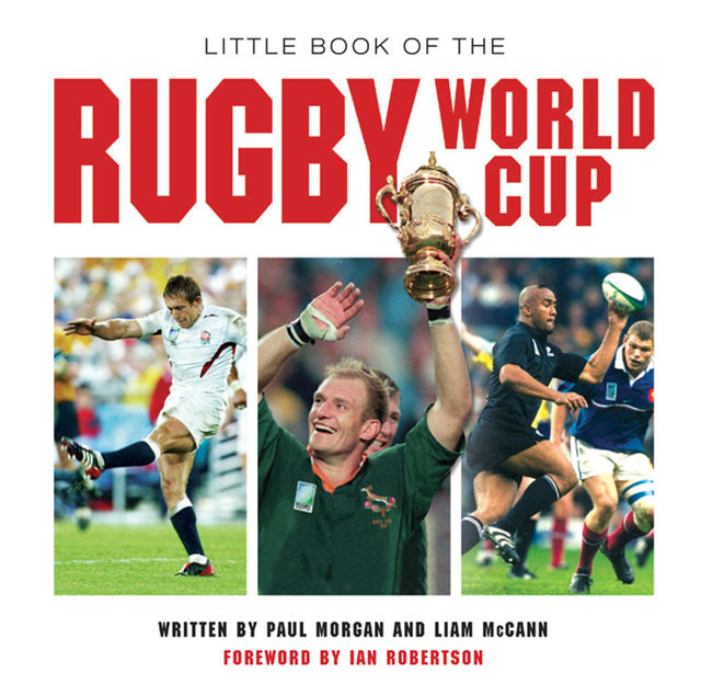 Little Book of the Rugby World Cup, Paul Morgan
