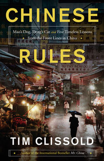 Chinese Rules, Tim Clissold