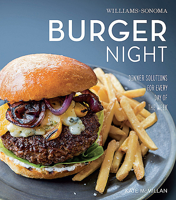 Burger Night, Kate McMillan