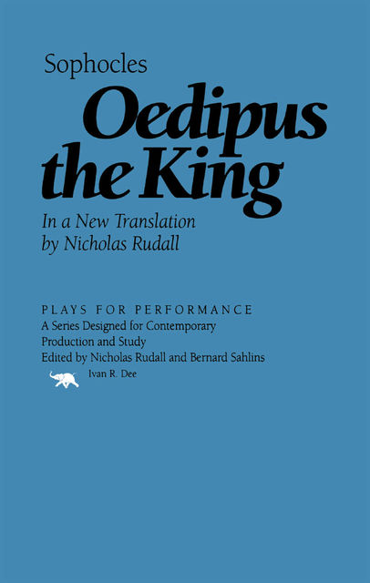 Oedipus the King, Sophocles