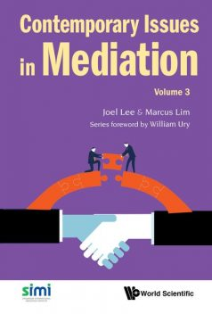 Contemporary Issues in Mediation, Joel Lee, Marcus Lim