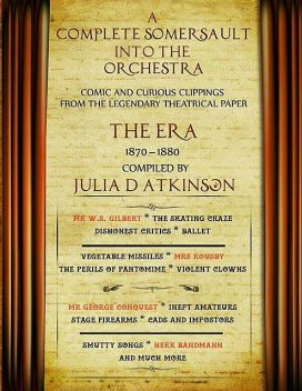A Complete Somersault Into The Orchestra, Julia D Atkinson