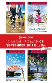 Harlequin Kimani Romance September 2017 Box Set, Michelle Monkou, Deborah Fletcher Mello, Monica Richardson, Shirley Hailstock