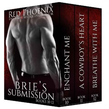 Brie's Submission (10–12) (Brie's Submission Boxed Set Book 4), Red Phoenix