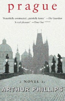 Prague, Arthur Phillips