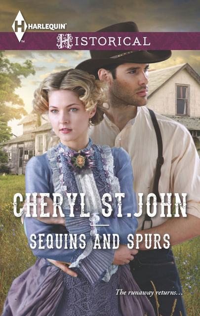 Sequins and Spurs, Cheryl St.John