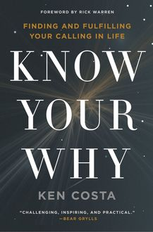 Know Your Why, Ken Costa