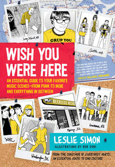Wish You Were Here, Leslie Simon