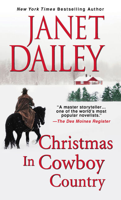 Christmas in Cowboy Country, Janet Dailey