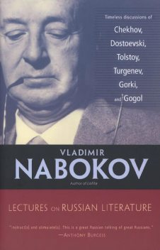 Lectures on Russian Literature, Vladimir Nabokov