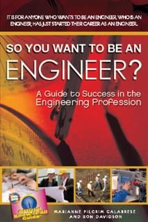 So you want to be an Engineer, Marianne Calabrese