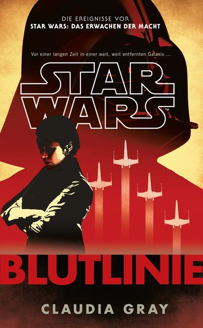Star Wars: Blutlinie, Claudia Gray