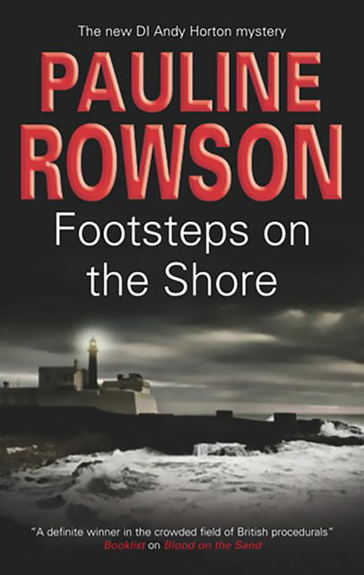 Footsteps on the Shore, Pauline Rowson
