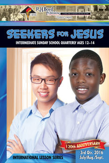 Seekers for Jesus, R.H.Boyd Publishing Corporation