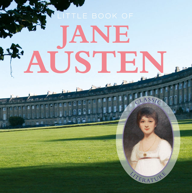 Little Book of Jane Austen, Emily Wollaston