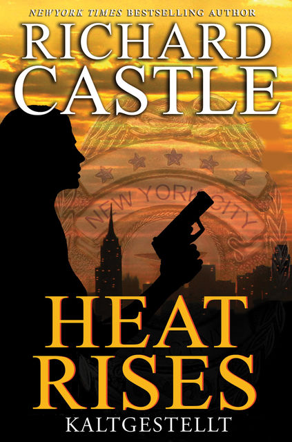 Castle 3: Heat Rises - Kaltgestellt, Richard Castle