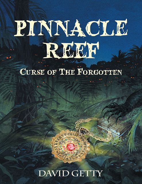 Pinnacle Reef: Curse of the Forgotten, David Getty