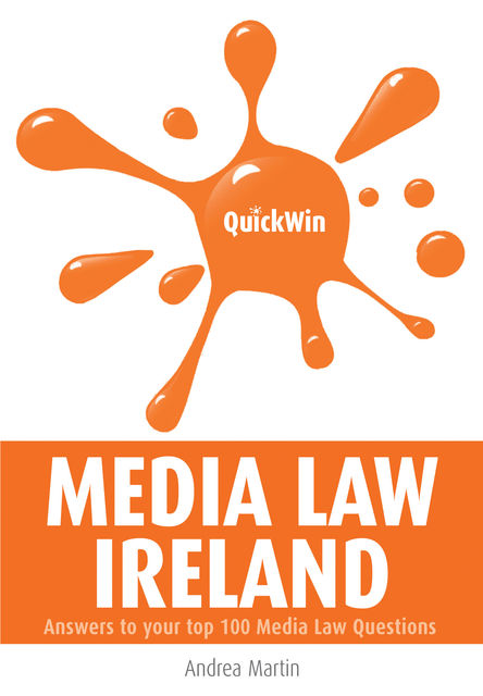 Quick Win Media Law Ireland, Andrea Martin