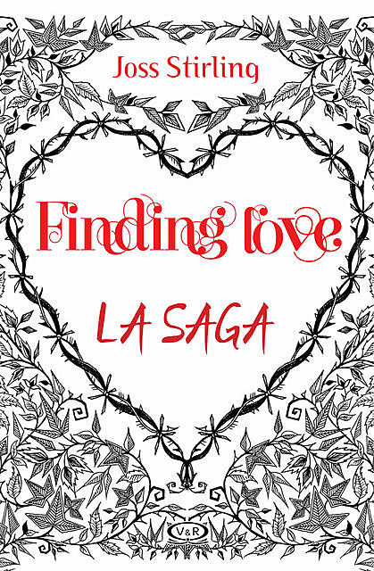 Saga Finding Love, Joss Stirling