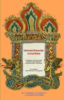 Indonesian Manuscripts in Great Britain,