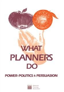 What Planners Do, Charles Hoch