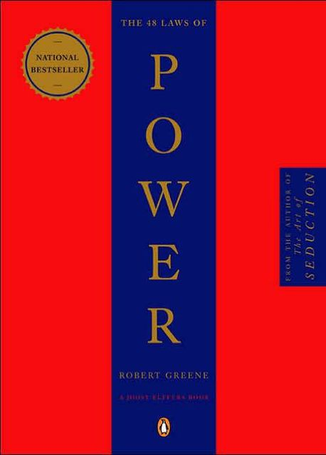 The 48 Laws of Power, Robert Greene, Joost Elffers