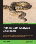 Python Data Analysis Cookbook, Ivan Idris