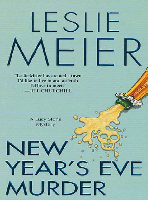 New Year's Eve Murder, Leslie Meier