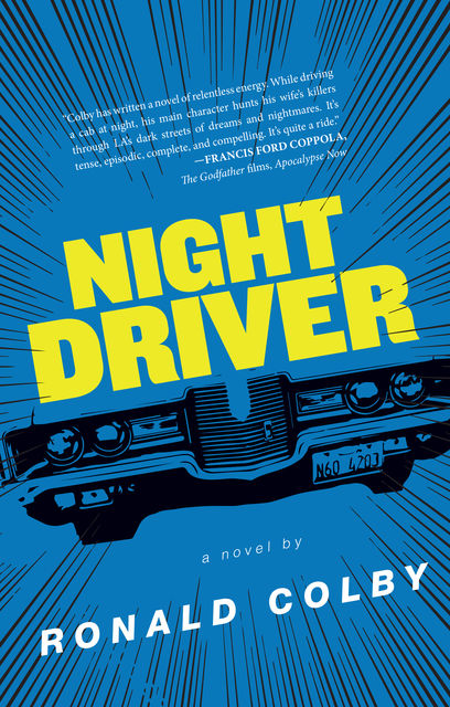 Night Driver, Ronald Colby