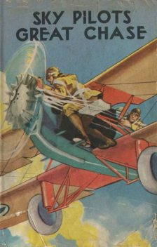 The Sky Pilot's Great Chase; Or, Jack Ralston's Dead Stick Landing, Ambrose Newcomb