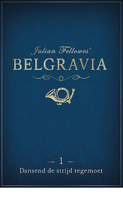 Belgravia Episode 1, Julian Fellowes