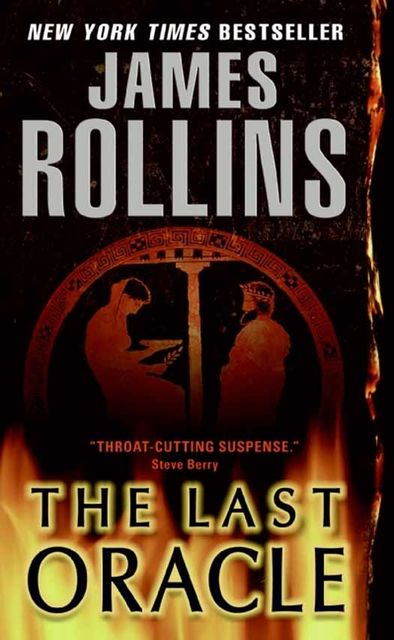 The Last Oracle, James Rollins