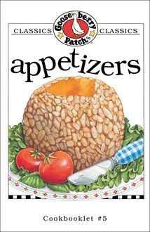 Appetizers Cookbook, Gooseberry Patch