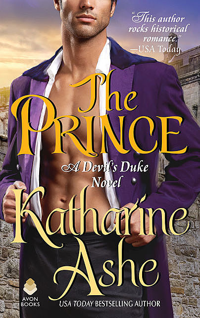 The Prince, Katharine Ashe